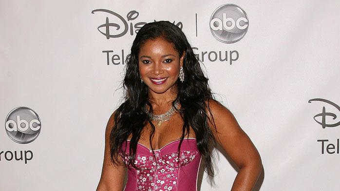 "Tamala Jones of ""Castle"" attends the Disney ABC Televison Group's 'TCA 2001 Summer Press Tour' at the Beverly Hilton Hotel on August 7, 2011 in Beverly Hills, California."