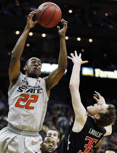 Oklahoma State tops Texas Tech 76-60 in Big 12