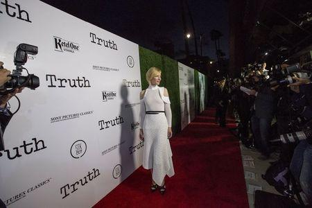 Blanchett, Redford take on newsroom drama in 'Truth'