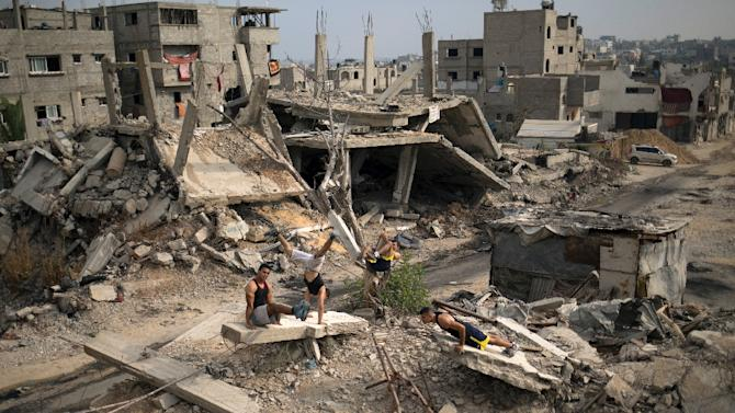 Last summer's 50-day war took a heavy toll on the coastal enclave, killing 2,251 Palestinians and destroying thousands of homes