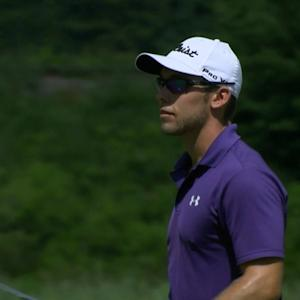 Andrew Landry claims 36-hole lead at the Nova Scotia Open