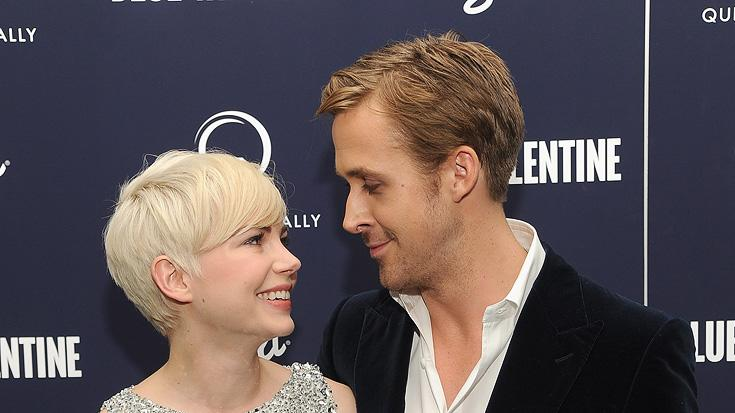 Blue Valentine NY Premiere 2010 Michelle Williams Ryan Gosling
