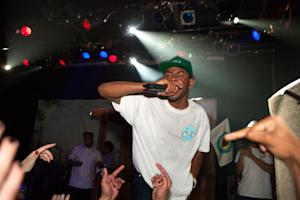 Tyler, The Creator Lets the 'Wolf' in at Intimate Brooklyn Show