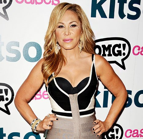 Adrienne Maloof Confirms She&#39;s Leaving Real Housewives of Beverly Hills