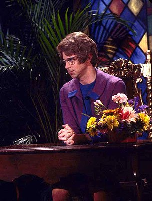 Dana Carvey as The Church Lady on NBC's Saturday Night Live Saturday Night Live 