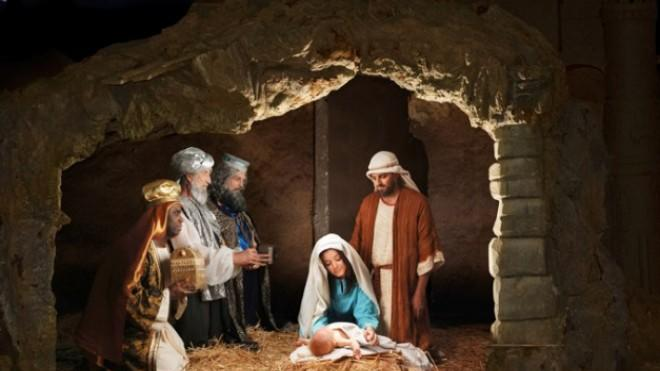 """Jesus probably wasn't born in a manger, but in""""the main living room of a peasant house, where animals are brought in at night."""""""