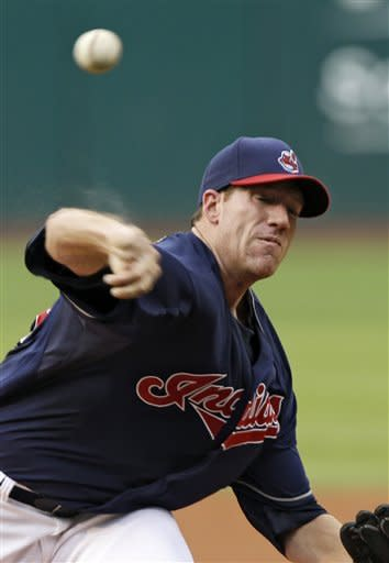 Indians topple Angels 9-5