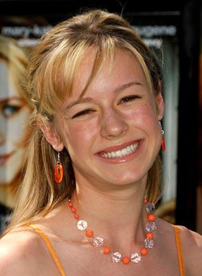 Premiere: Brie Larson at the world premiere of Warner Brothers' New York Minute - 5/1/2004