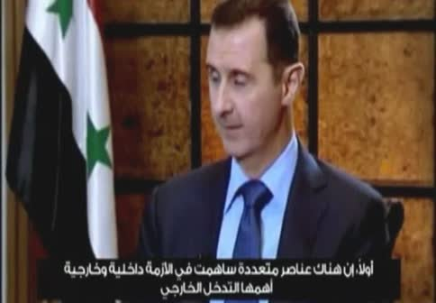 Bashar al Assad: &quot;Renunciar sera huir&quot;