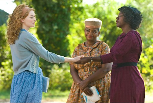 'Globe' Critic Characterizes 'The Help' Filmmakers As Slaveholders