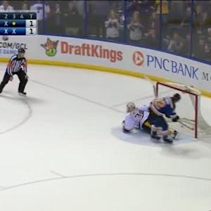 Kevin Shattenkirk Goal on Carter Hutton (00:00/SO)