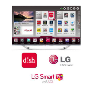 DISH App Delivers Hopper Experience on LG Smart TVs