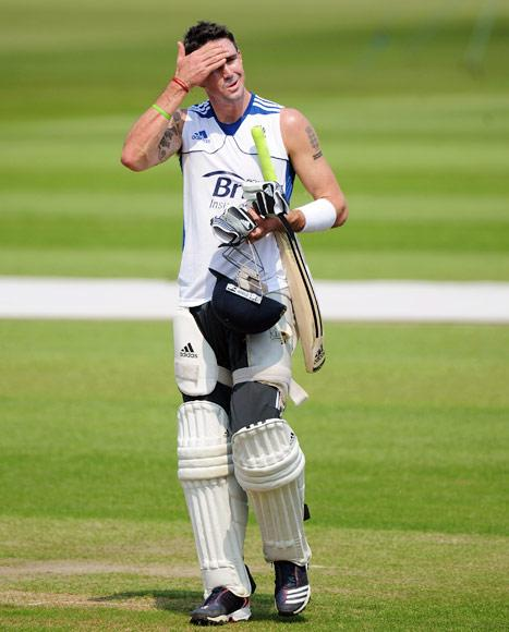 Pietersen in limited overs cricket