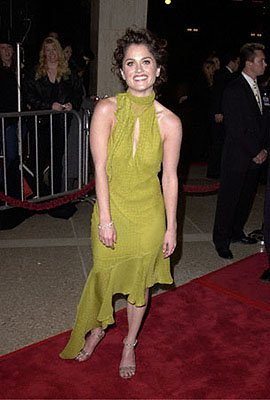 Premiere: Robin Tunney at the Century City premiere of Columbia's Vertical Limit - 12/3/2000