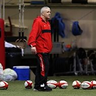 Warren Gatland takes the reins for Wales against New Zealand