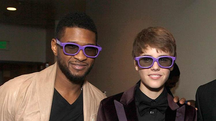 Usher Bieber Never SayN Ever