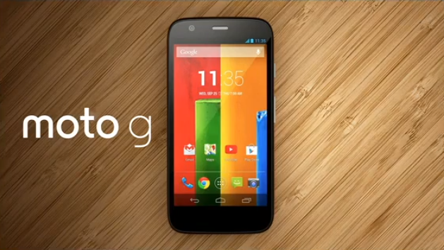 Think the Moto G is cheap? Get ready for a $50 Motorola smartphone