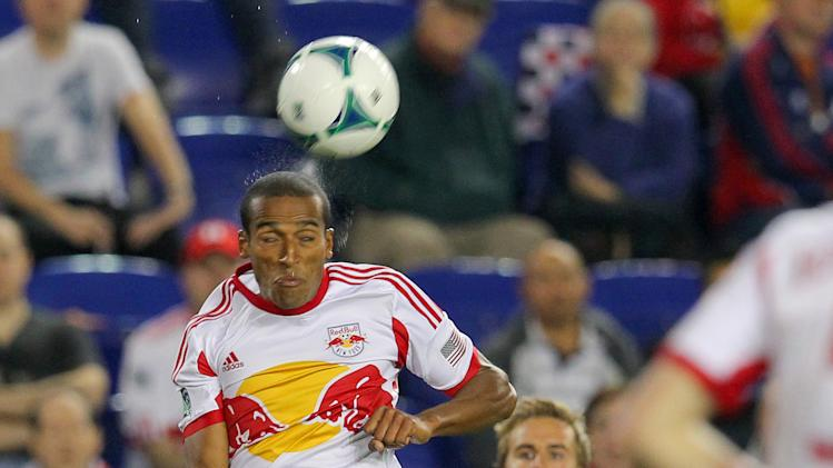 MLS: Sporting KC at New York Red Bulls