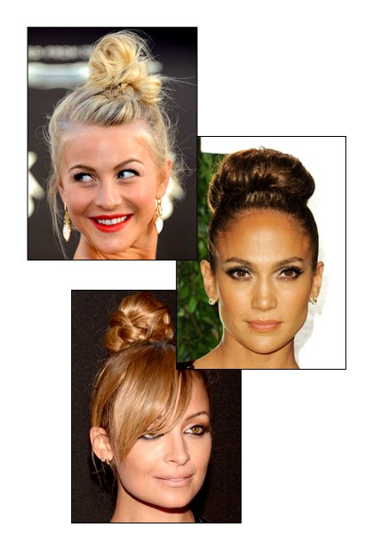Best: High Bun