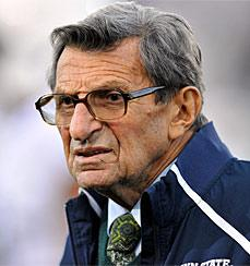 Pennsylvania attorney general: Paterno not regarded as target