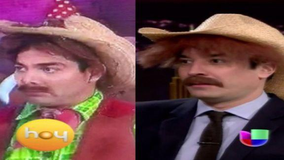 LQTP: ¿Omar Chaparro? No: ¡Jimmy Fallon!
