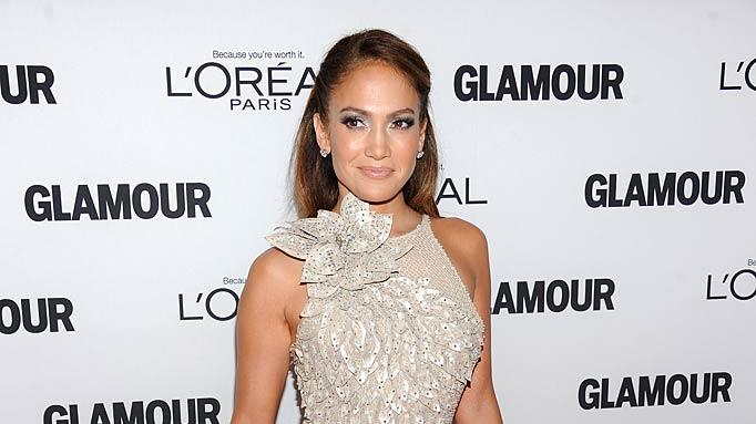 Jennifer Lopez Glamour Women Of The Year Awards