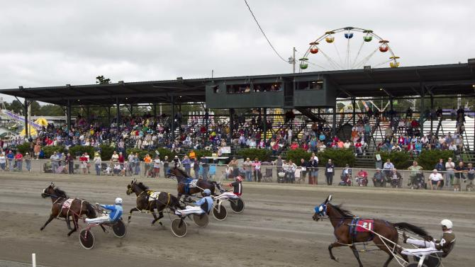 Subsidies for Maine horsemen shrink this summer