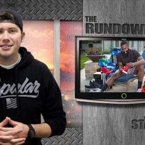 The STACK Rundown // James Harden's Shoe Delivery, Vince Carter's Hops and Mo William's Weird Ritual