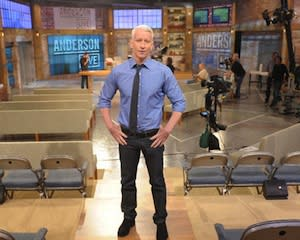 Anderson Cooper's Talk Show Canceled