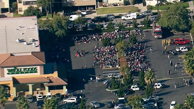 Glendale elementary school evacuated due to bomb threat