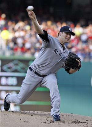 Granderson, Jeter help Yankees beat Nationals 7-2