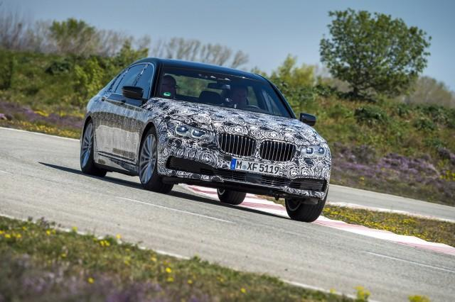 2016 BMW 7-Series Tech Secrets Revealed: Video