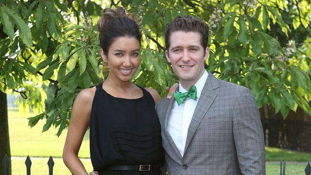 'Glee's' Matthew Morrison Is Engaged!