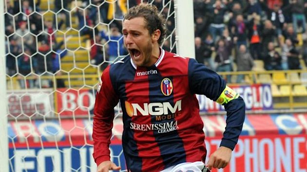 Alessandro Diamanti of Bologna (AFP)