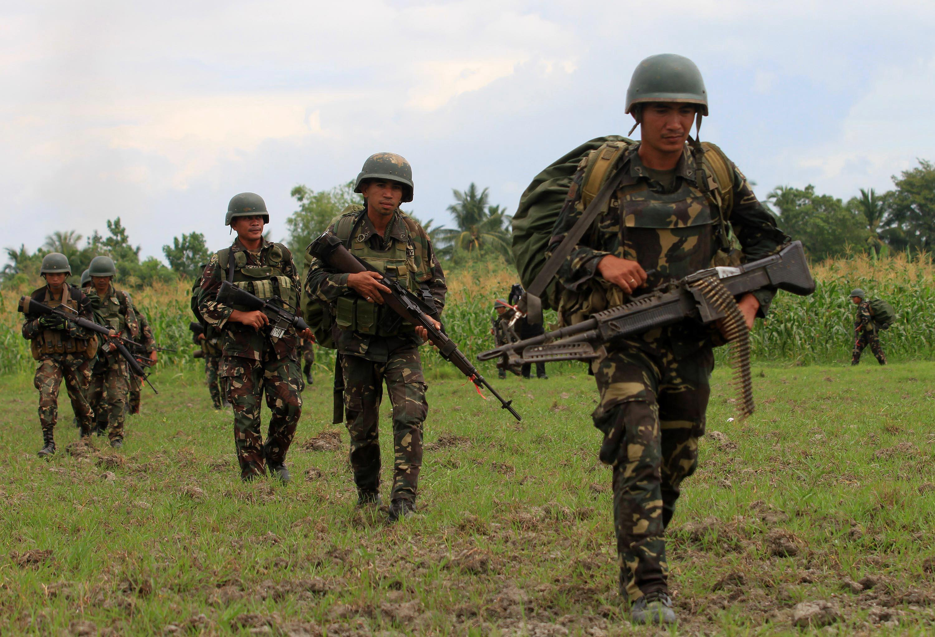 49 Philippine police killed after clash with rebels