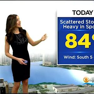 CBSMiami Weather @ Your Desk - 10/22/14 6:00 a.m.