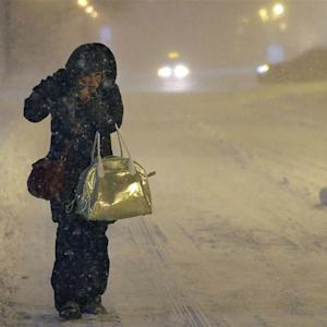 Blizzard Hits East Coast, but Without the Force Feared