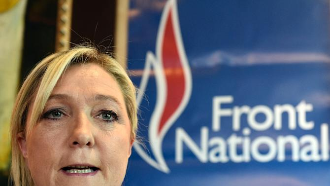 Marine Le Pen has led the French far-right National Front party since 2011
