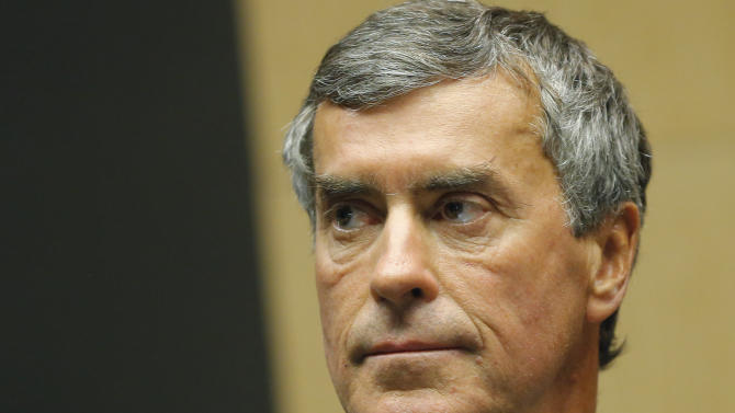 Ex-French minister in court for tax fraud, money laundering