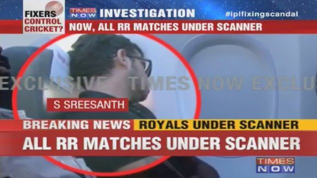 All RR matches under scanner