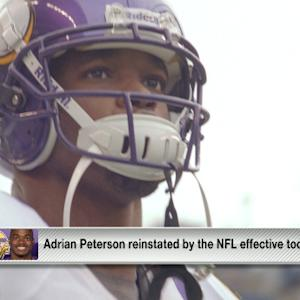 NFL Media's Randy Moss on Adrian Peterson: What happens now?