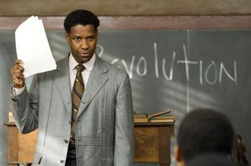 Denzel Washington in The Weinstein Company's The Great Debaters
