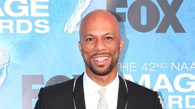 Common NAACP Awards
