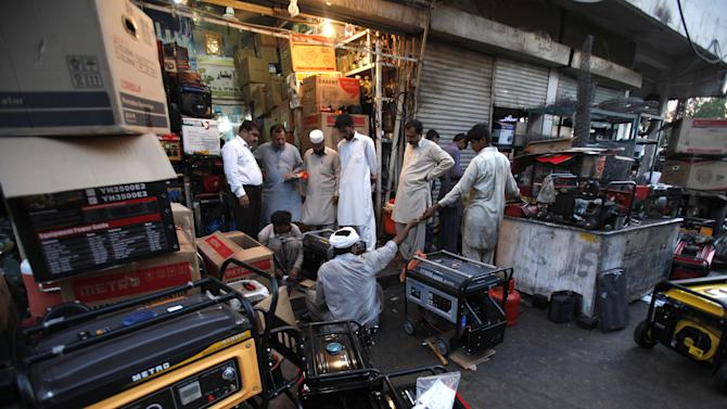 Pakistan may be next in line for an IMF bailout