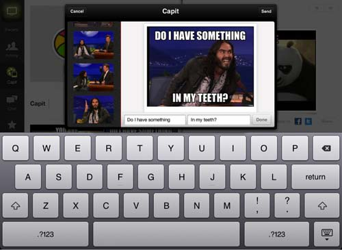 CapIt - Capture and caption TV moments