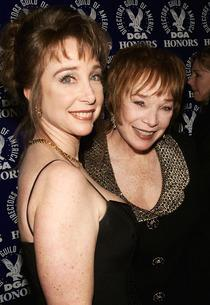 Sachi Parker, Shirley MacLaine | Photo Credits: Evan Agostini/ImageDirect/Getty Images