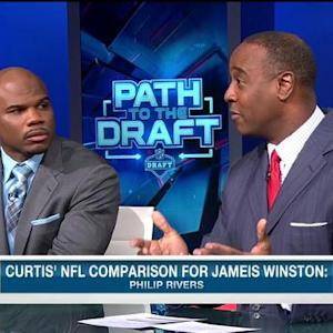 Best NFL comparisons for Jameis Winston