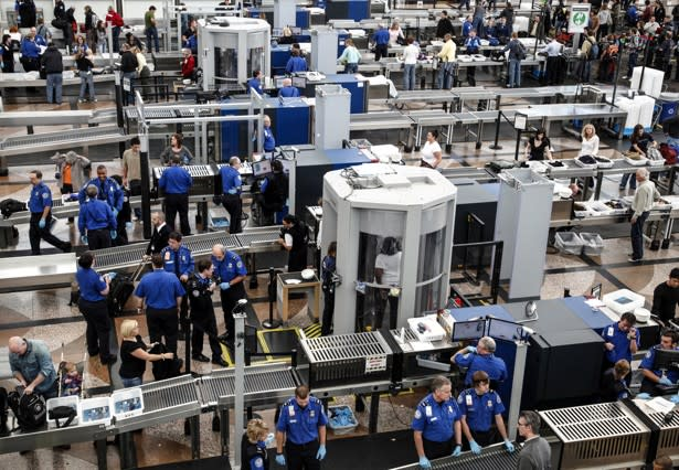 The TSA Doesn't Work—and Never Has