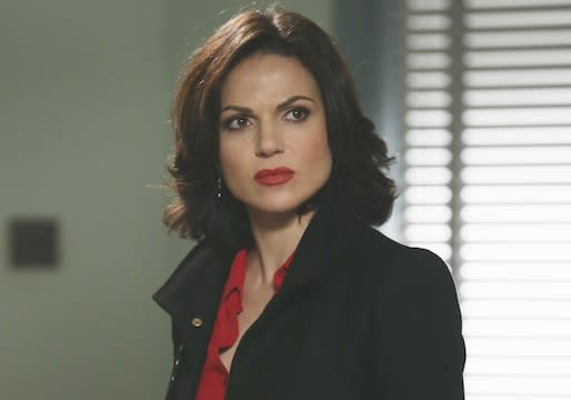Once Upon a Time: Lana Parrilla on Regina's Evil 'Escape' Plan, the Scene That Touched Her Deeply and a Finale That Unites Light and Dark