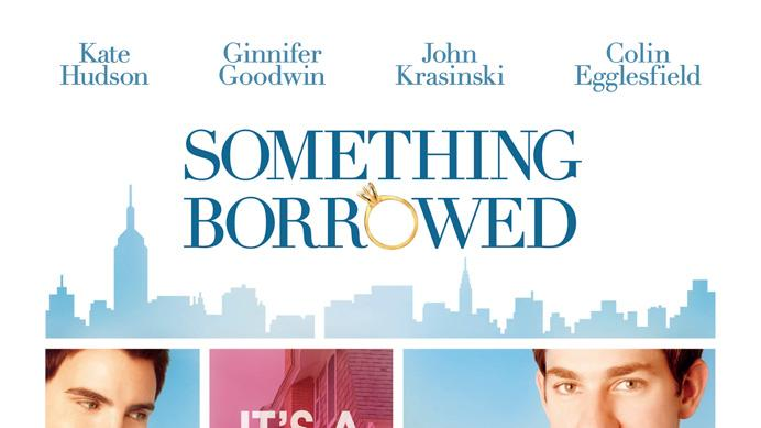 Something Borrowed Warner Bros. Pictures 2011 Poster